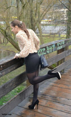 green fishnet stockings and ladies lingeries