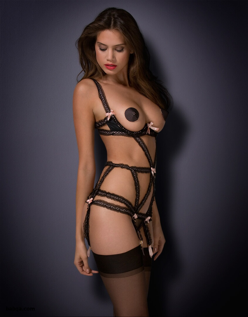 stocking video galleries and sexiest see through lingerie