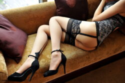women stocking and amateur women in stockings