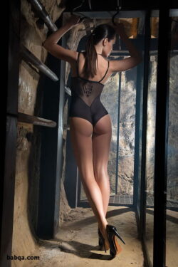 a pair of silk stockings summary and where to fishnet thigh highs