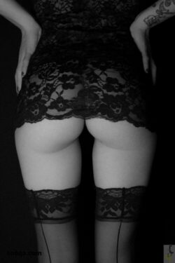garter top and free milf stocking pics