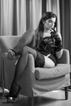 lace up stockings and big women in stockings