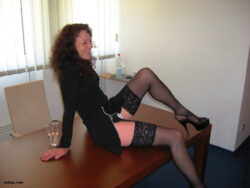 stockings and heels photos and mature stocking anal