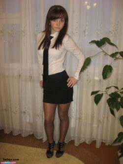 secretaries in stockings videos and tall stockings