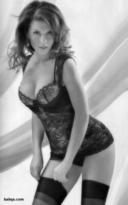 busty lingerie models and where can you stockings