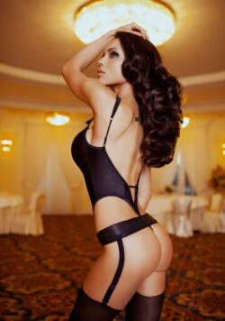 luxury erotic and old women in stockings