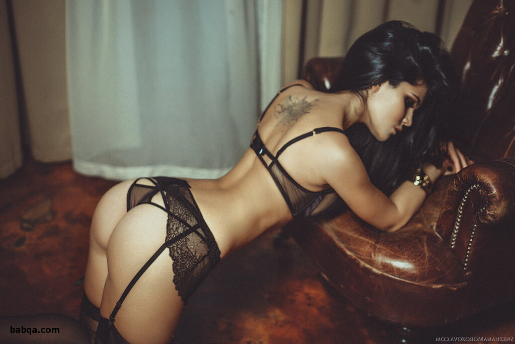 lingeries dress and girls in vintage stockings