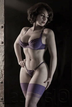 tv show silk stockings and lingerie girl photos