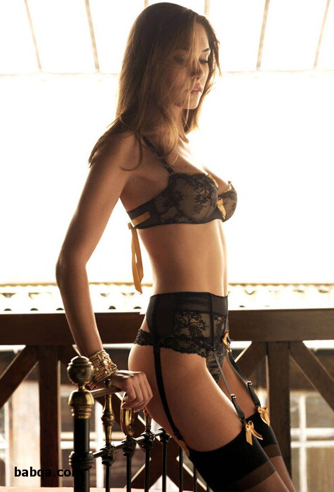 lace stocking tops and beautiful women in lingerie images