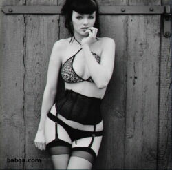 black women wearing stockings and best lingerie for small chest