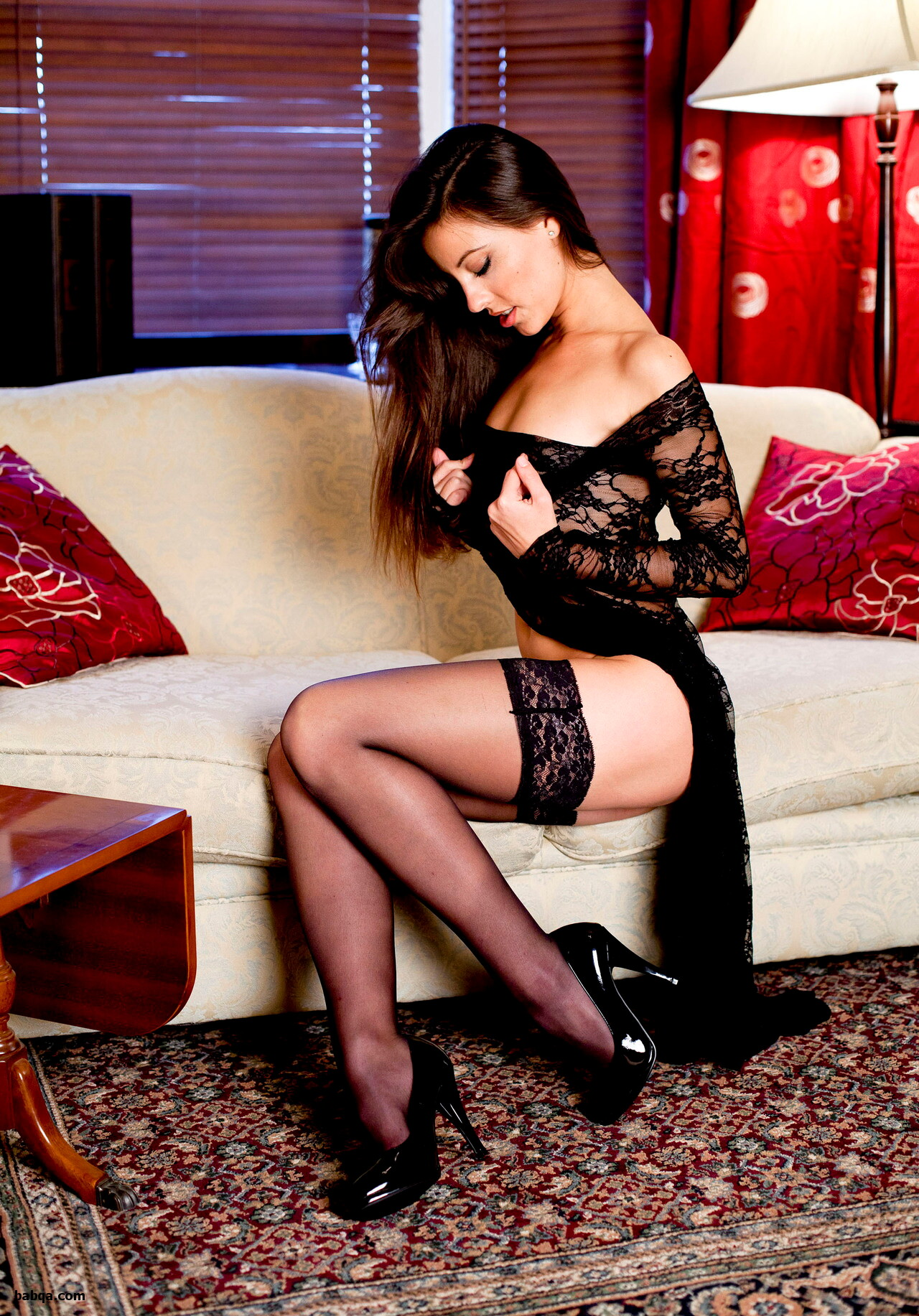 thigh high stockings sexy and lingerie sexy photo
