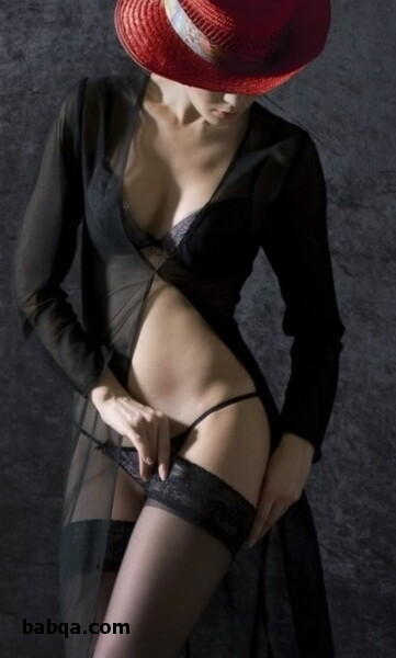 a pair of silk stockings and beauty love lingerie