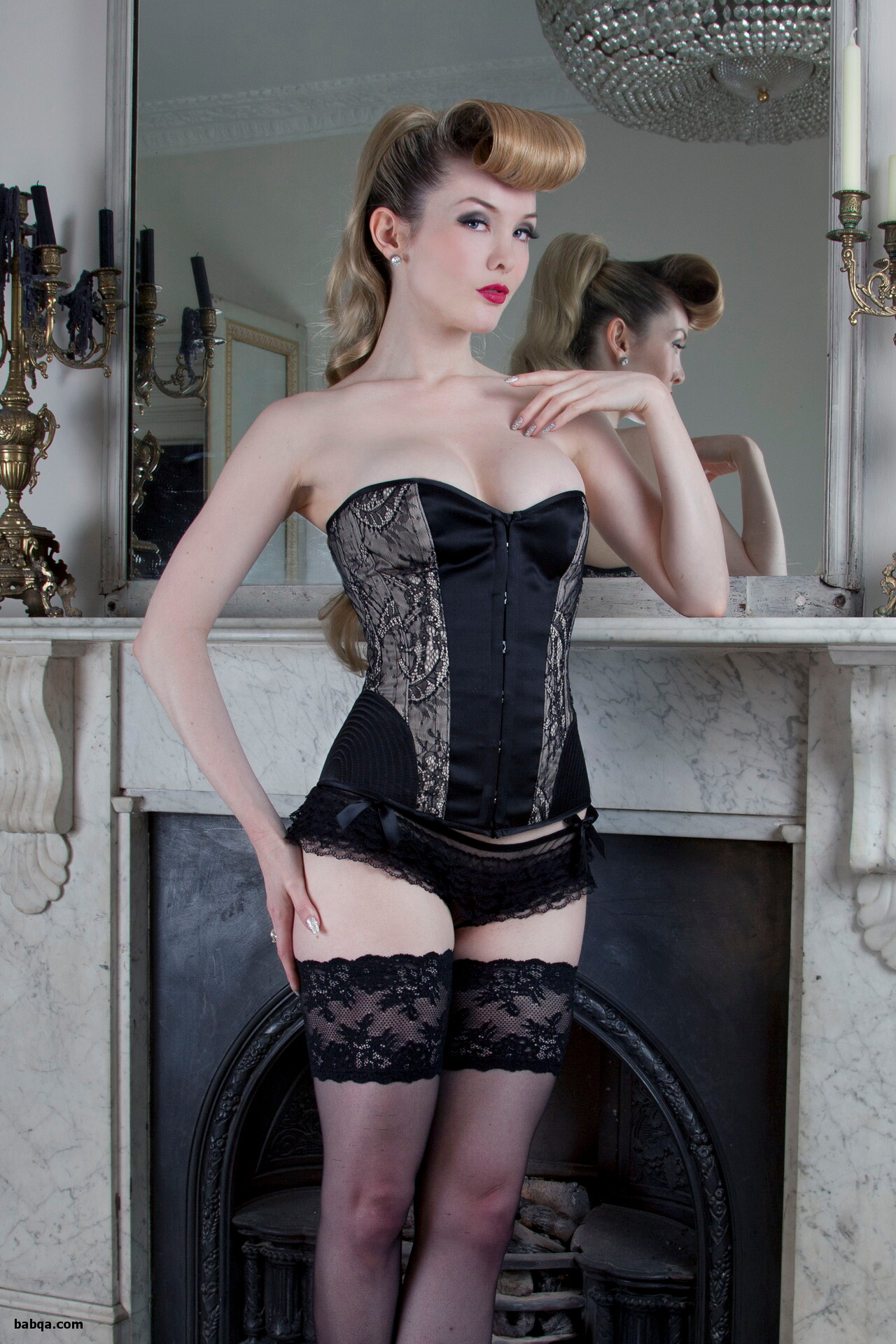older women stocking pics and wife in slutty lingerie