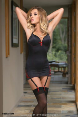 stockings and suspenders galleries and how to wear black stockings with a dress