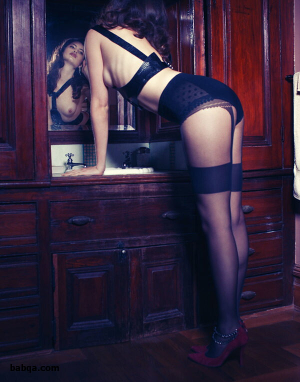 sexy secretaries stockings and ladies wearing sexy lingerie