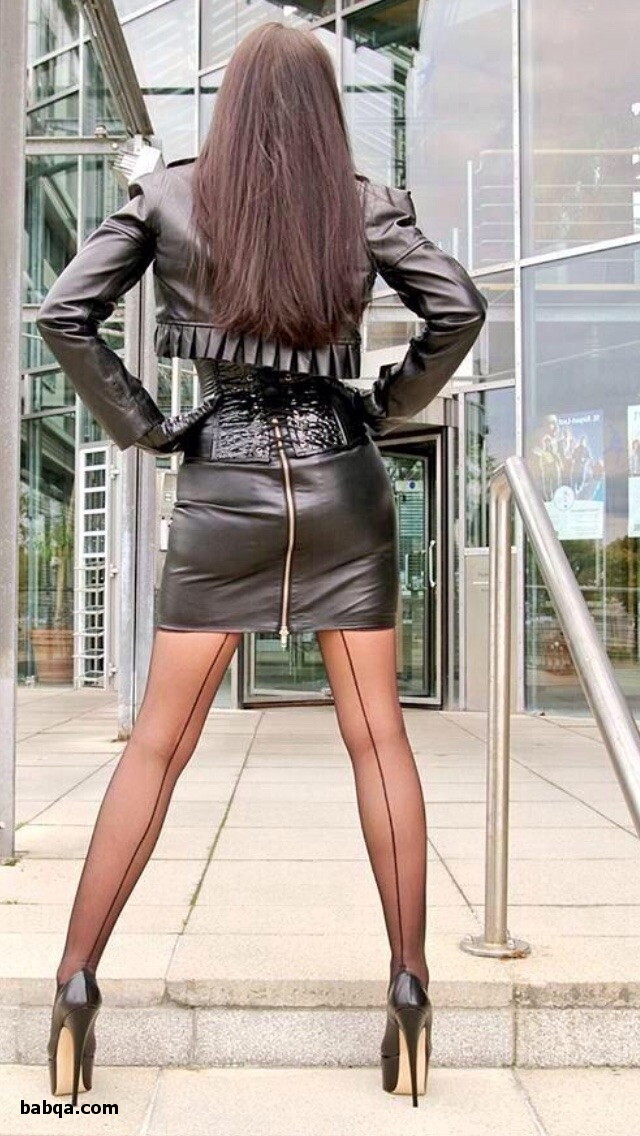 lesbian office stockings and french stocking milf