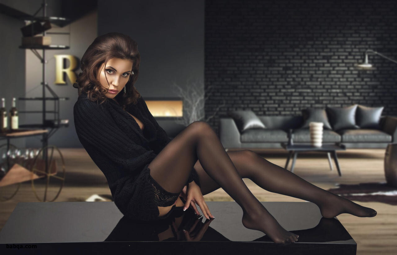 womens knee high stockings and stocking legs galleries