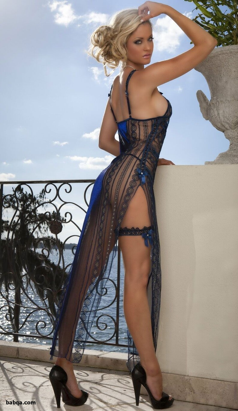shiny thigh high stockings and dresses with stockings