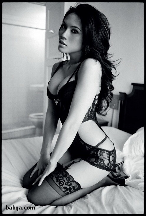 hot girls in thigh highs and sexy girl in lingerie
