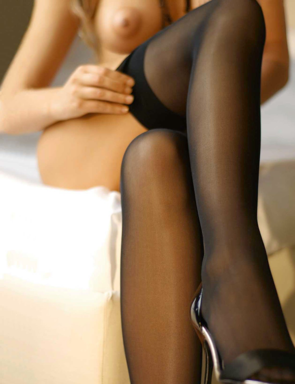 amateur stockings and heels and stocking stuffer ideas for young women